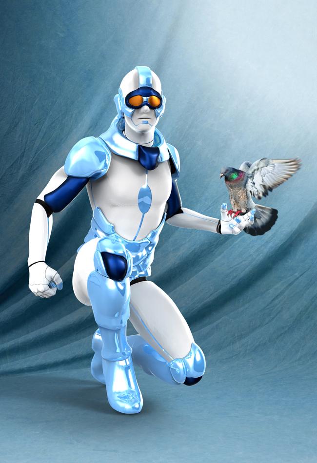 El robot perfecto