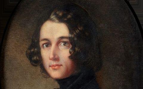 Descubren un retrato de Dickens que llevaba 174 años desaparecido