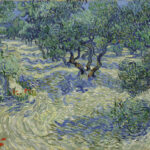 Encuentran un saltamontes muerto en un cuadro de Van Gogh