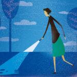 Enfermedades mentales: La mujer sin miedo