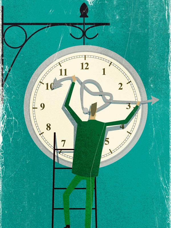 Enfermedades mentales: Llegar siempre tarde