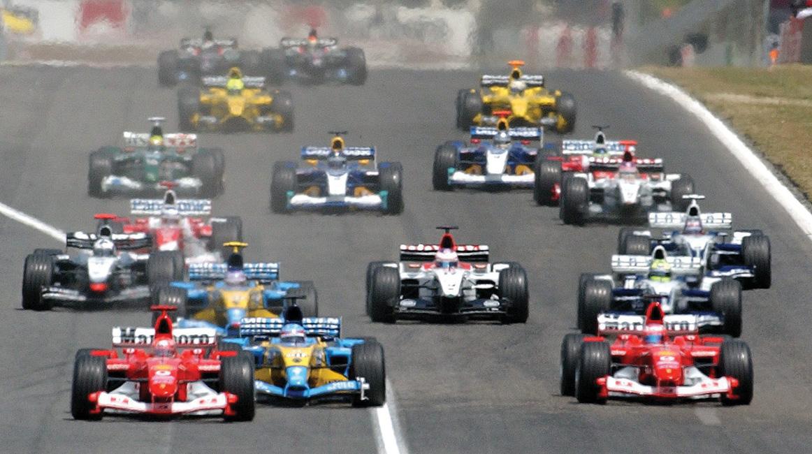 ¿Es ecológica la Fórmula 1?