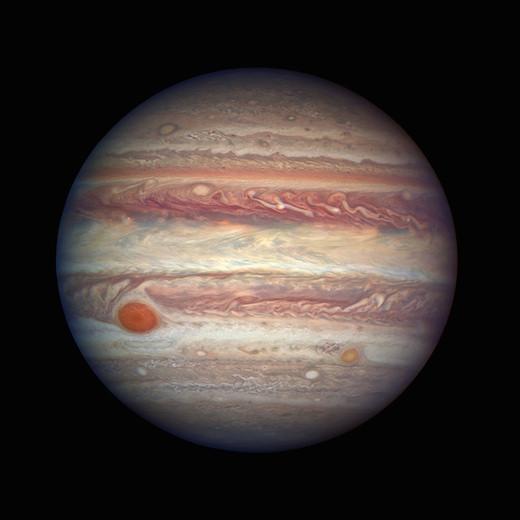 Es oficial: Júpiter tiene 69 lunas