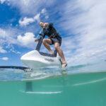¿Es posible recorrer el mar en bicicleta?