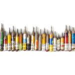 Esculturas en lápices