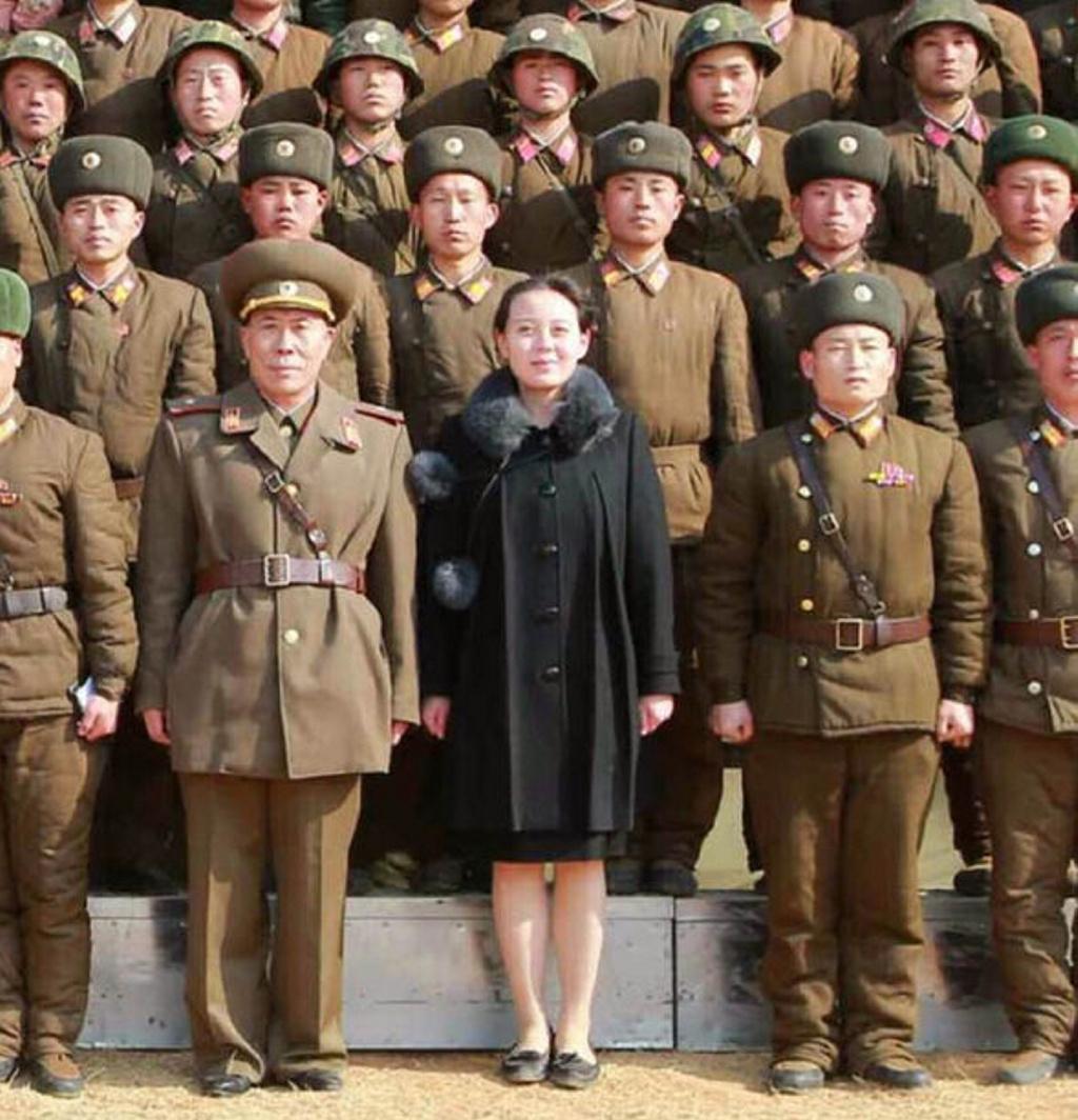 Esta es Kim Yo-Jong, la nueva mujer fuerte de Corea del Norte - Quo