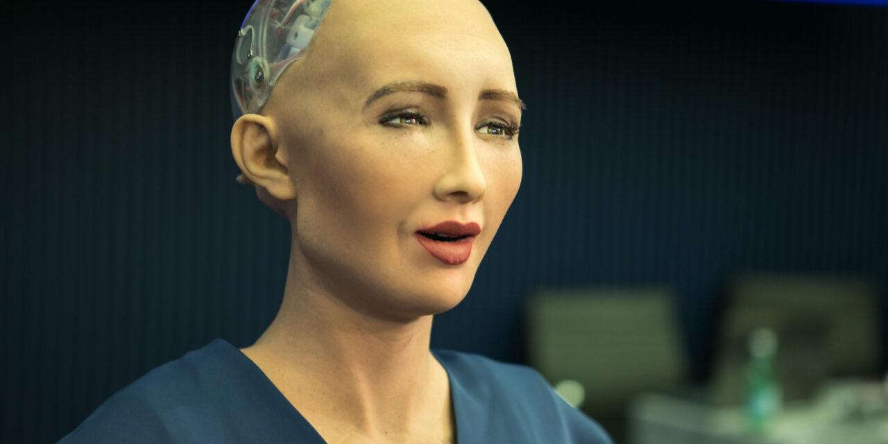 Este es el primer robot en conseguir la ciudadanía de un país