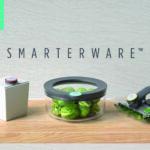 Este tupperware inteligente te avisará cuando tu comida vaya a caducar