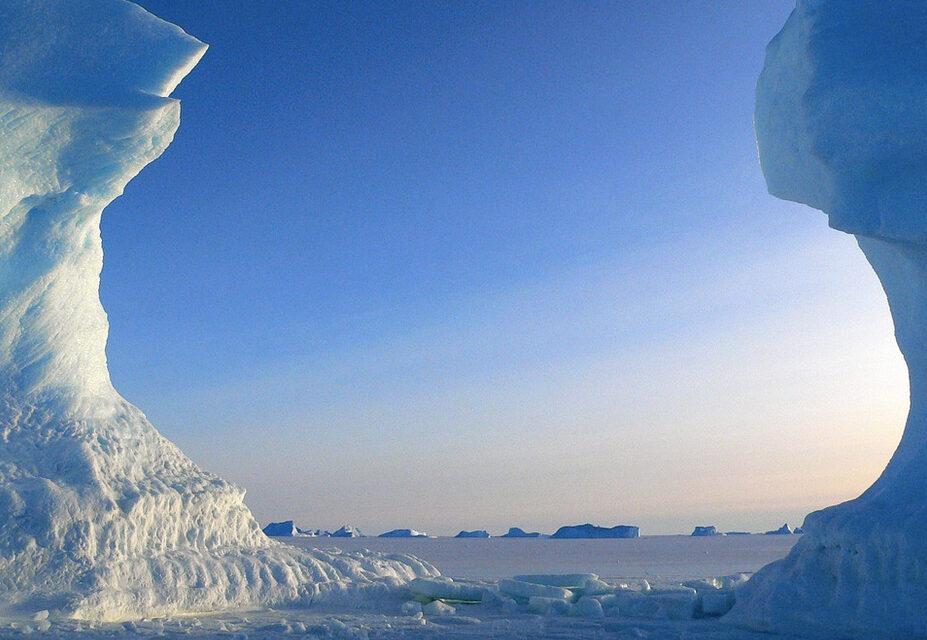 Esto es lo que ocurrirá con la Antártida en el futuro