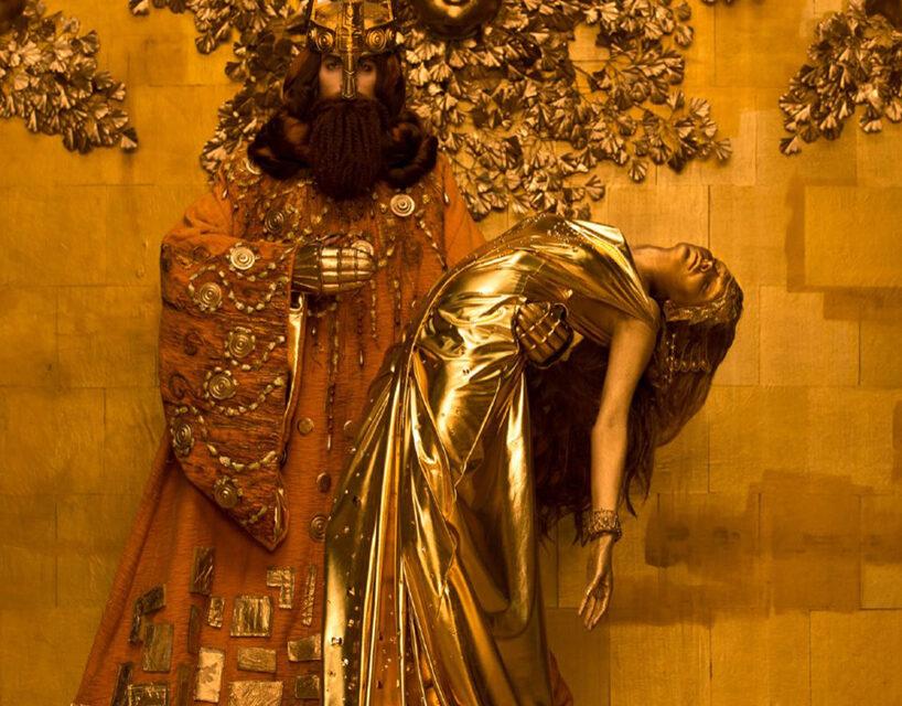 Estos cuadros de Gustav Klimt están vivos