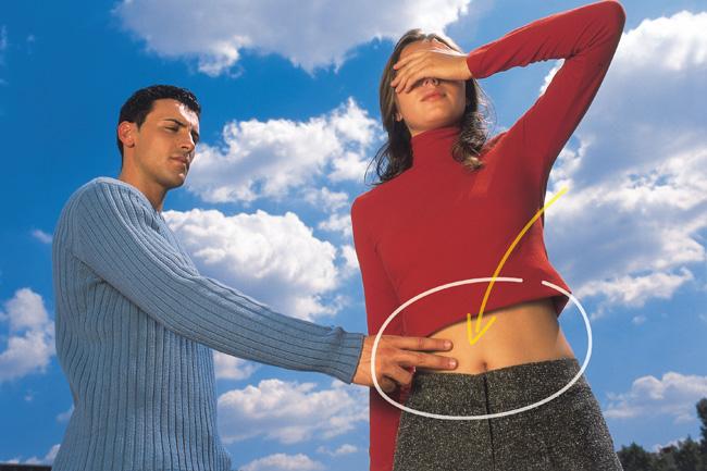Experimentos con tu cuerpo: la sensibilidad