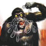 Experimentos para niños: Cómo hacer mocos de King Kong