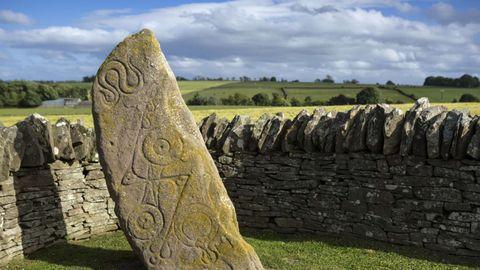 Descubren que los pictos de Escocia tenían un lenguaje escrito secreto