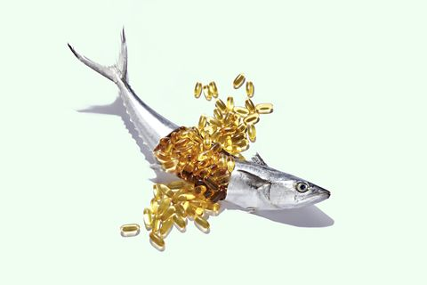 ¿Por qué los peces tienen tanto omega 3?