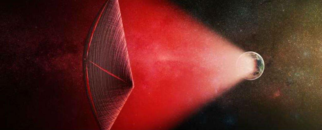 Físicos de Harvard creen haber dado con misteriosas señales que propulsan naves extraterrestres