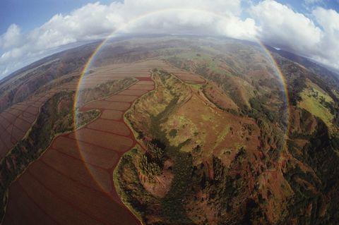 ¿Sabíais que los arcoíris son circulares? Descubre esta y otras 5 curiosidades