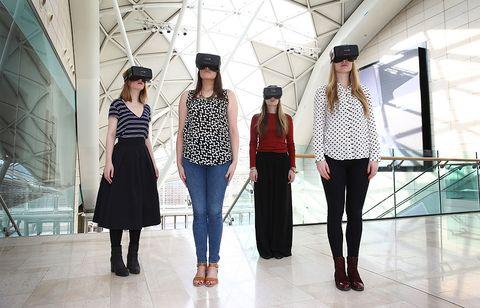 Tu próxima entrevista de trabajo podría ser en realidad virtual