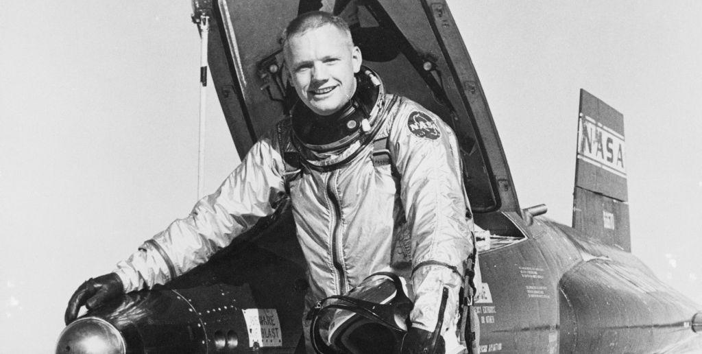 Neil Armstrong: la verdadera historia del first man