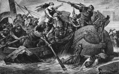 Descubren el arma secreta que permitió a los vikingos conquistar Europa