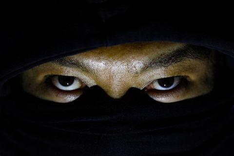 Descubren el terrible juramento de un antiguo guerrero ninja
