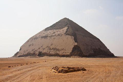 Tras medio siglo cerrada, puedes volver a visitar esta pirámide