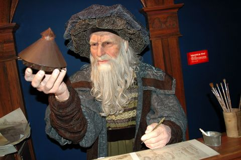 Tenía déficit de atención Leonardo da Vinci?