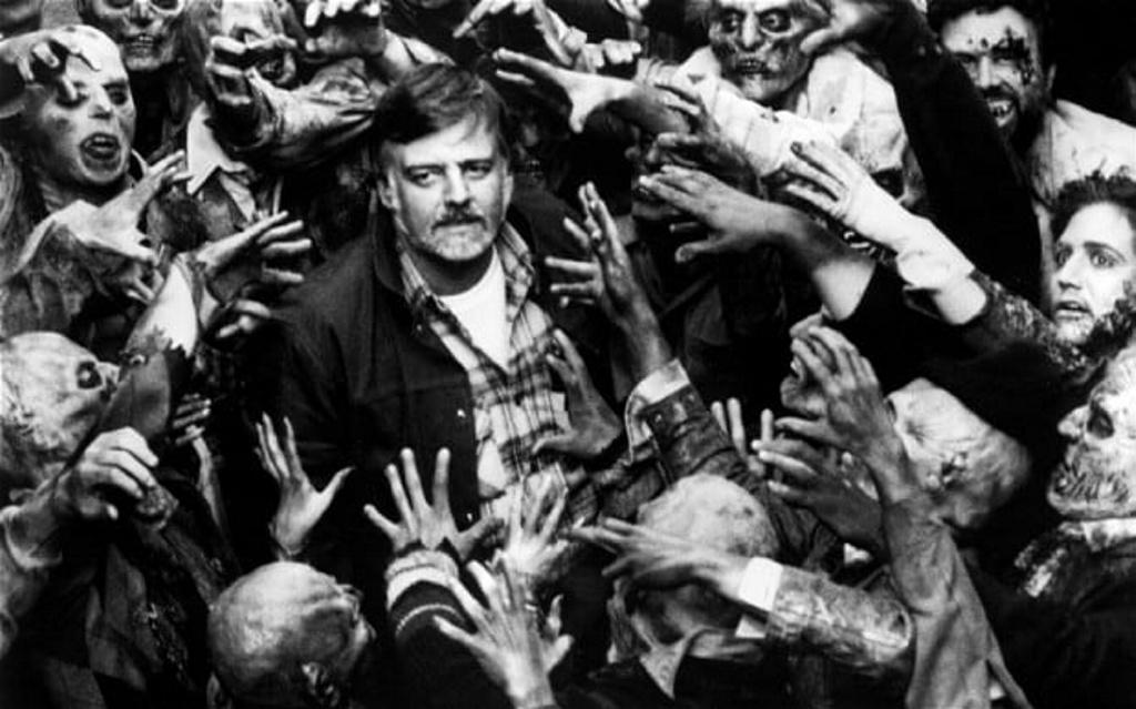 Ha muerto George A. Romero, el creador de los zombis