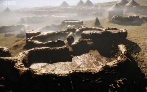Hallan una mítica ciudad perdida en África