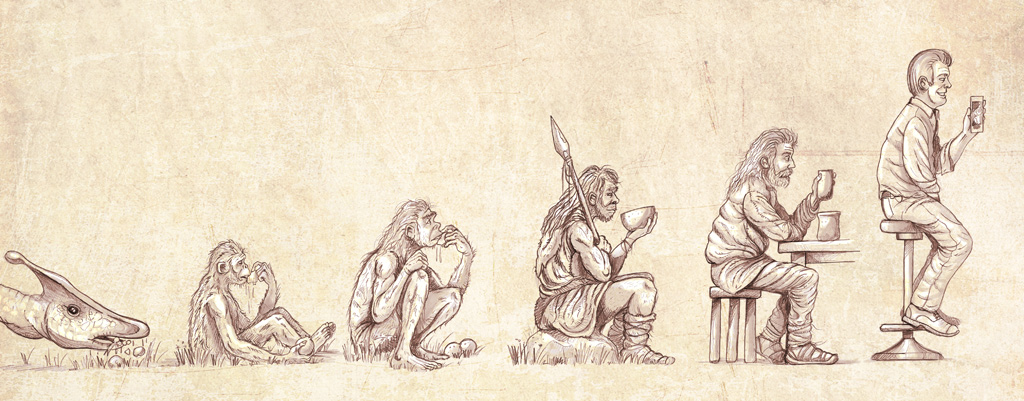 Historia del alcohol: 10.000 años bebiendo