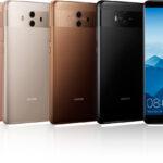 Huawei presenta los Mate 10 con ganas de revolucionar el mercado