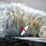 El cambio climático y el surf