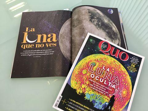 Revista QUO: llega la gran evolución