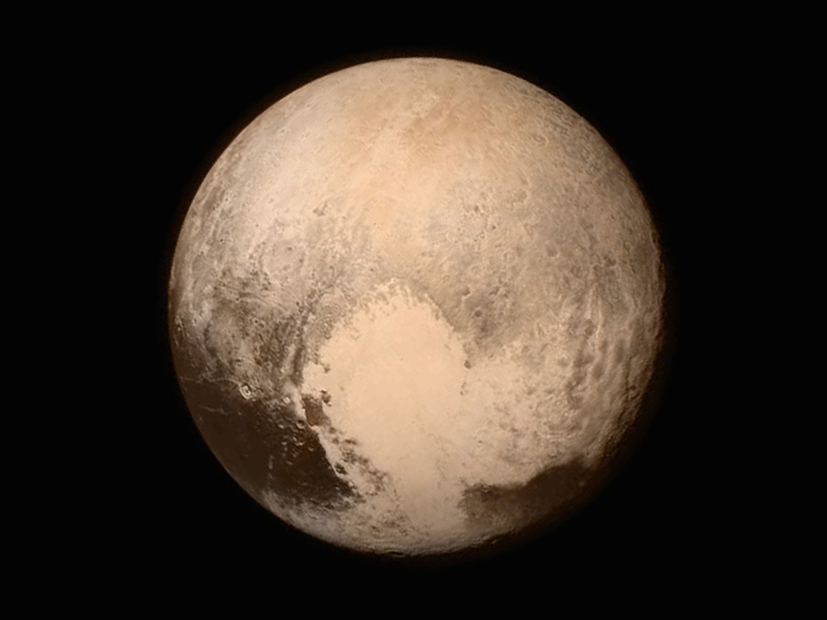 Impresionante vídeo de nuestra visita a Plutón