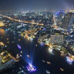 Impresionantes fotos de Bangkok desde las alturas