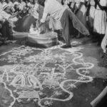 Impresionantes fotos de ceremonias vudú en Haití