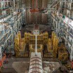 Impresionantes fotos de un hangar soviético abandonado