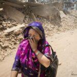 Impresionantes imágenes del terremoto de Nepal