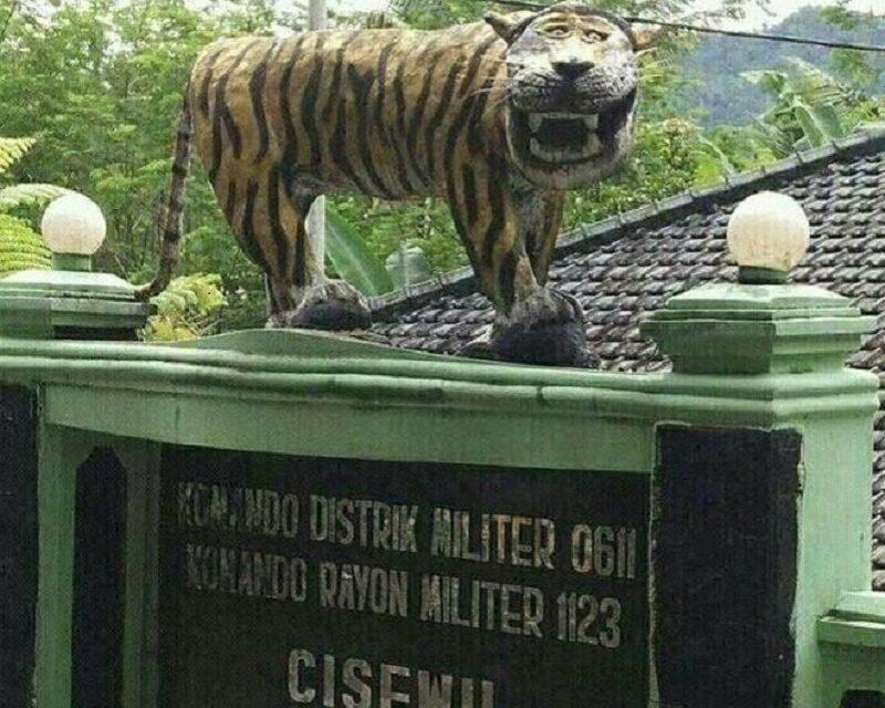 Indonesia se ve obligada a retirar una estatua porque era demasiado fea