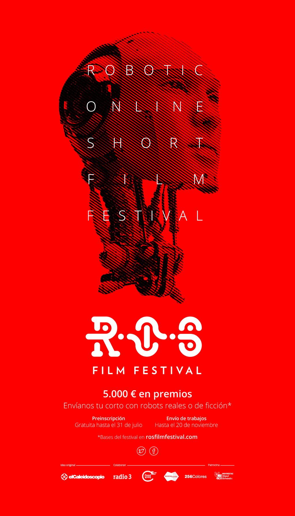Inteligencia Artificial: Primer festival de cine robótico