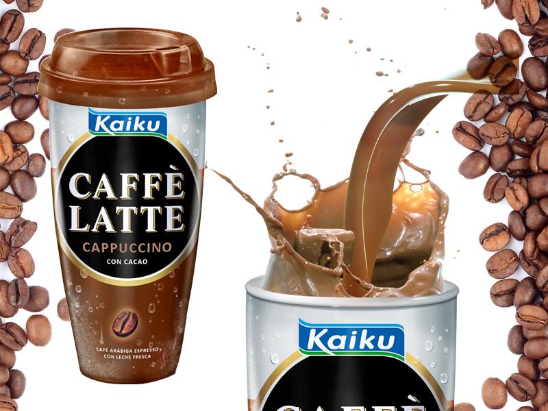 Kaiku caffe latte