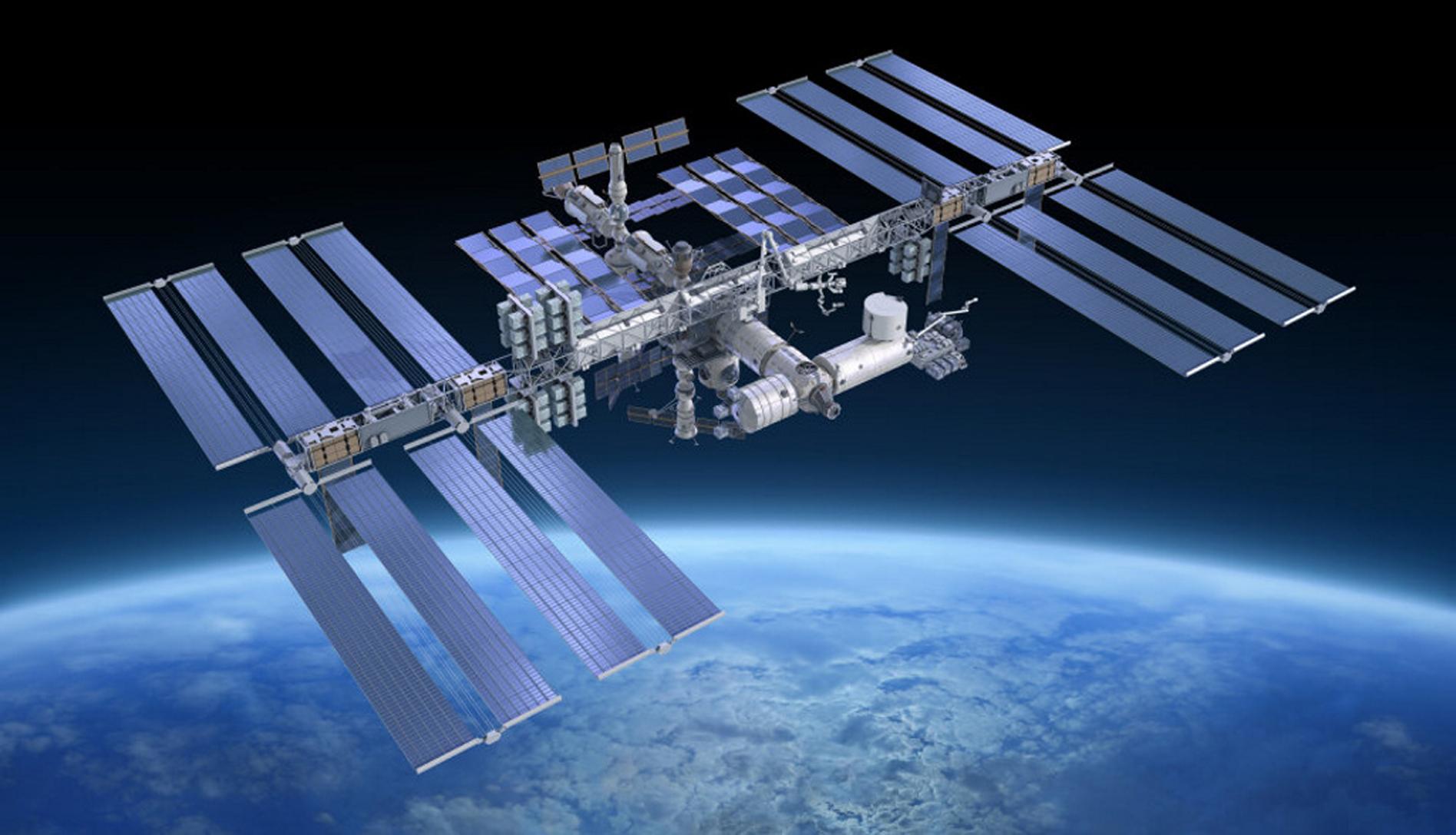 La bacteria descubierta en la Estación Espacial Internacional no es extraterrestre