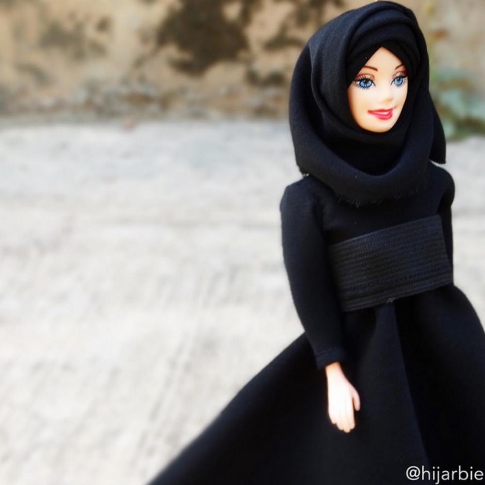 La barbie musulmana que triunfa en Instagram