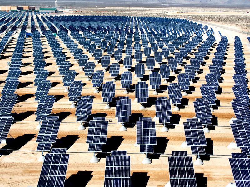 La energía de las renovables