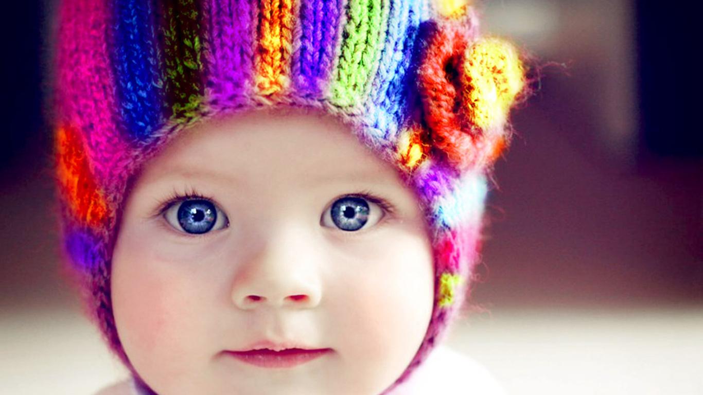 ¿La gente guapa tiene siempre bebés guapos?