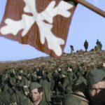 La guerra civil española por primera vez en color