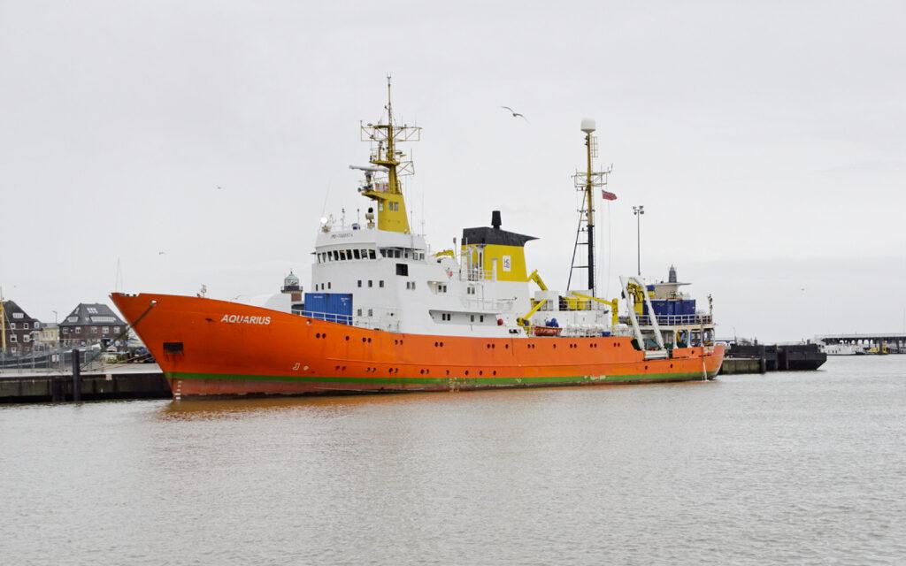 La historia del Aquarius, el barco que ha rescatado a 629 inmigrantes