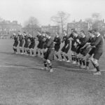 Así eran hace más de un siglo los All Blacks, los colosos del rugby