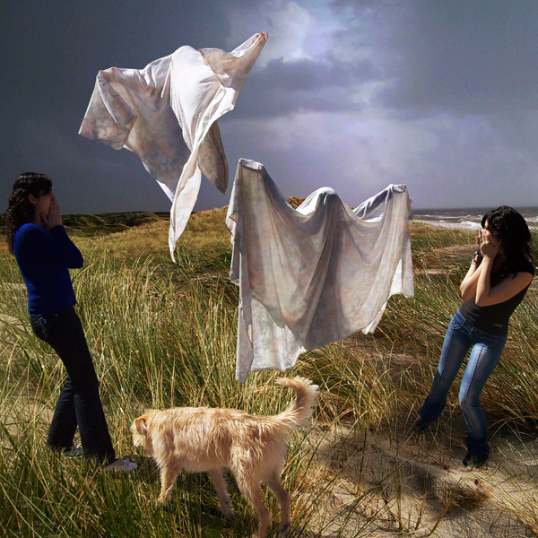 La hora del misterio: ¿Cómo crear un fantasma?