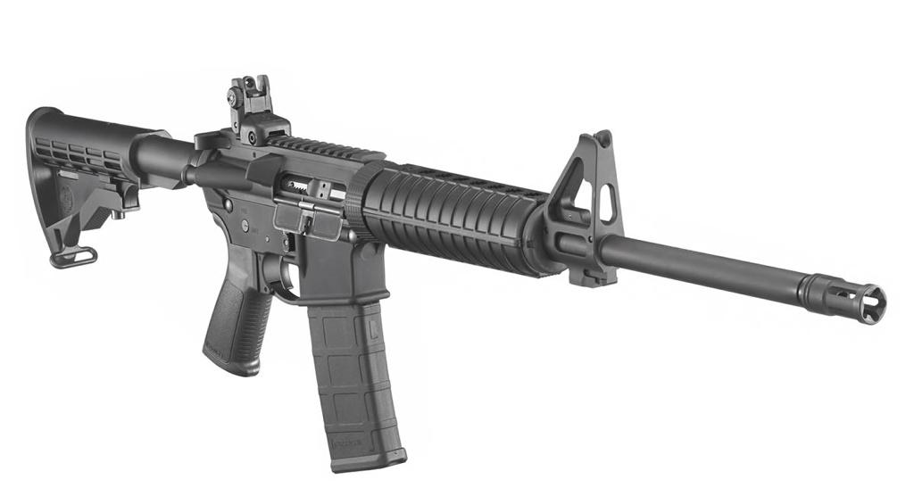La matanza de  Florida ha sido cometida con un fusil de asalto AR-15