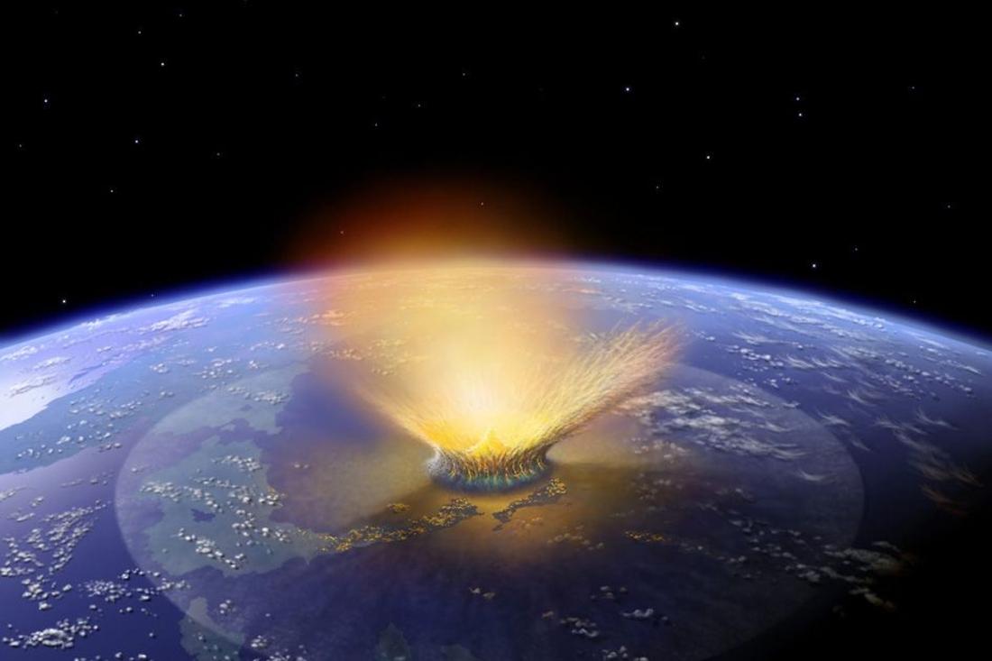 La materia negra y las extinciones